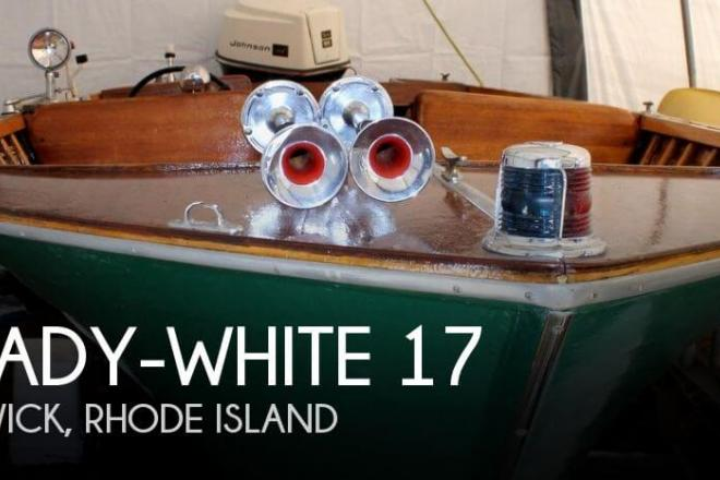 1965 Grady White 17 - For Sale at Warwick, RI 2886 - ID 81182