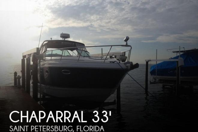 2004 Chaparral 330 Signature - For Sale at Saint Petersburg, FL 33731 - ID 55989