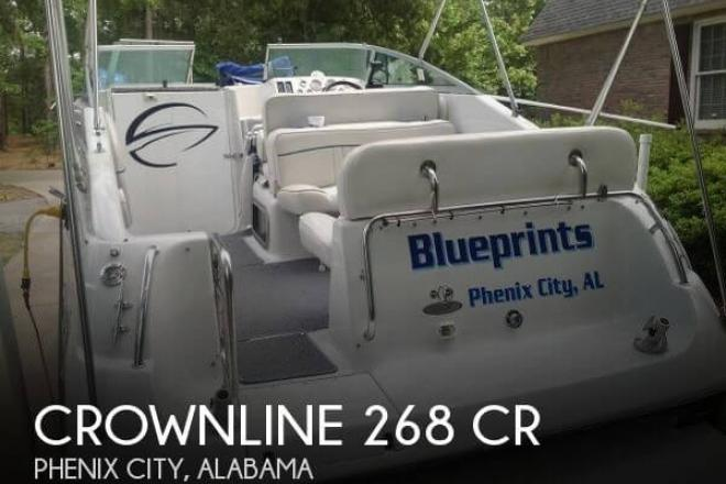 1999 Crownline 268 CR - For Sale at Phenix City, AL 36867 - ID 54598