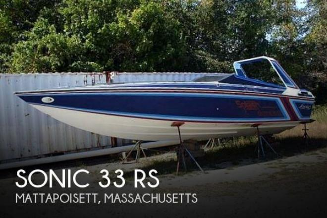1984 Sonic 33 RS - For Sale at Mattapoisett, MA 2739 - ID 57862