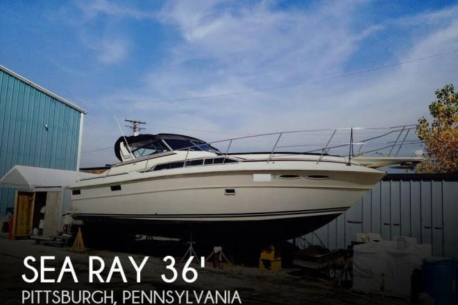 1982 Sea Ray 360 Vanguard Express - For Sale at Pittsburgh, PA 15219 - ID 55075