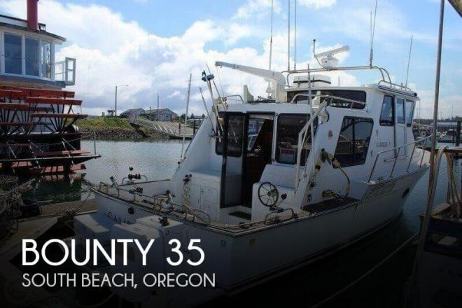 1994 Bounty 35 - For Sale at South Beach, OR 97366 - ID 52328