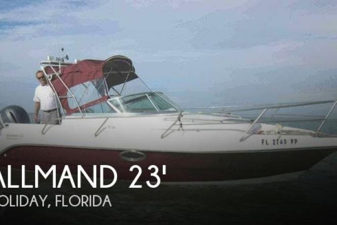 2013 Allmand Sea Dreamer 23 WA - For Sale at Holiday, FL 34690 - ID 52114