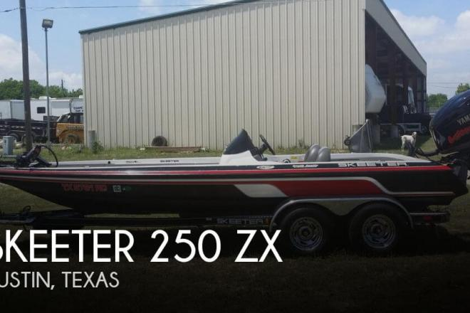 2006 Skeeter 250 ZX - For Sale at Austin, TX 78735 - ID 52209