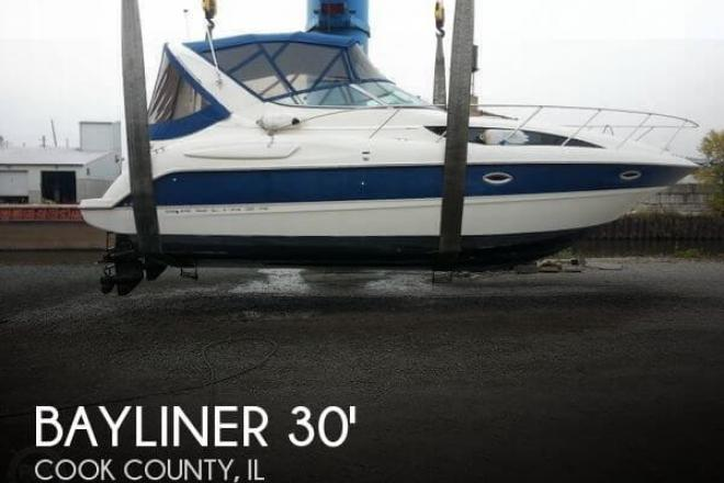 2007 Bayliner 305 Cruiser - For Sale at Chicago, IL 60687 - ID 51333