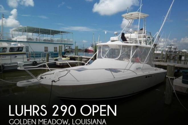1993 Luhrs 290 Open - For Sale at Golden Meadow, LA 70357 - ID 55964