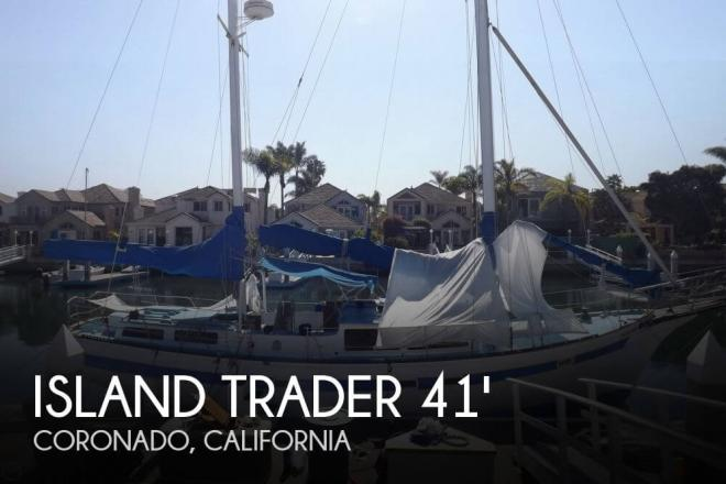 1976 Island Trader Freeport 41 - For Sale at Coronado, CA 92118 - ID 50603