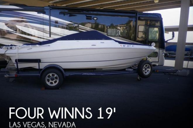 2010 Four Winns 190 Horizon - For Sale at Las Vegas, NV 89102 - ID 50790