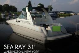 2000 Sea Ray 310 Sundancer