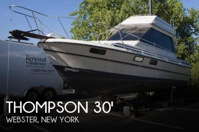 1989 Thompson 288 Adventurer - For Sale at Webster, NY 14580 - ID 50339
