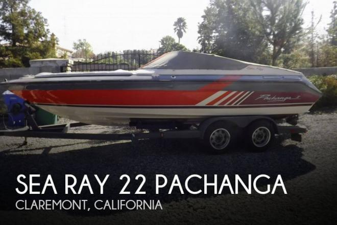1986 Sea Ray 22 Pachanga - For Sale at Claremont, CA 91711 - ID 48814