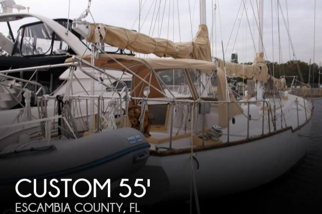 1975 Custom Built 46 Sampson Design, Howard K. Knox Builder - For Sale at Pensacola, FL 32501 - ID 48550