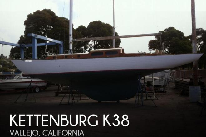 1956 Kettenburg K38 - For Sale at Vallejo, CA 94589 - ID 48548