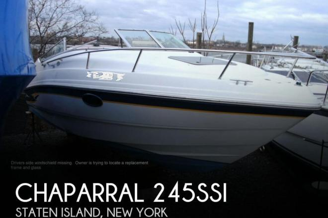 2000 Chaparral 245ssi - For Sale at Staten Island, NY 10301 - ID 47420