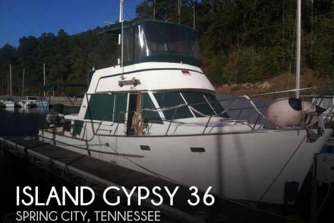 1987 Island Gypsy 36 - For Sale at Spring City, TN 37381 - ID 44931