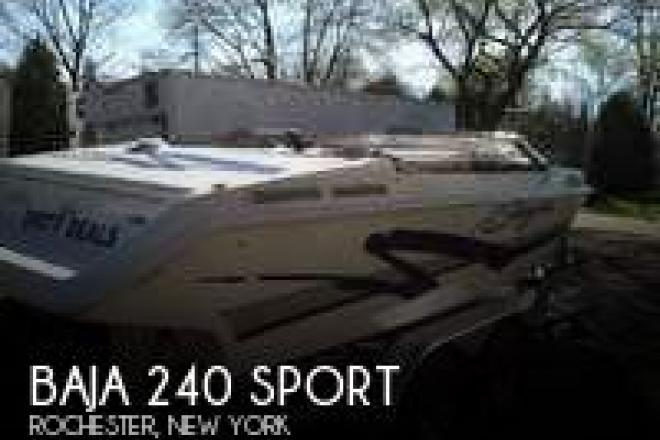 1998 Baja 240 Sport - For Sale at Rochester, NY 14602 - ID 44217