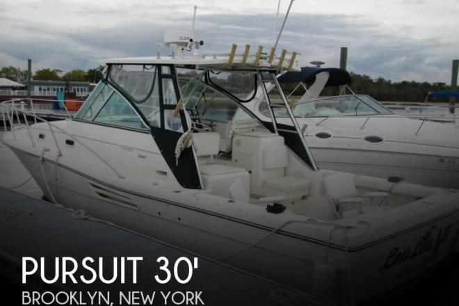2001 Pursuit 3000 Express - For Sale at Brooklyn, NY 11201 - ID 43847