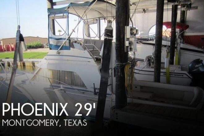 1986 Phoenix 29 Flybridge - For Sale at Montgomery, TX 77316 - ID 43549