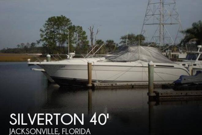 1989 Silverton 40 Express - For Sale at Jacksonville, FL 32201 - ID 52434