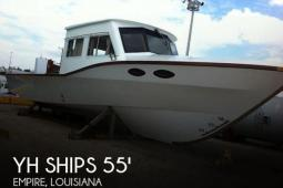 2013 YH Ships 55 Dive or Utility Boat
