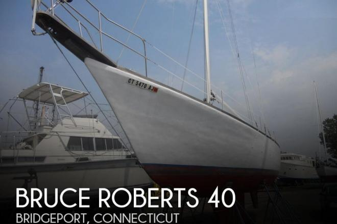 1988 Bruce Roberts 40 - For Sale at Bridgeport, CT 6601 - ID 42437