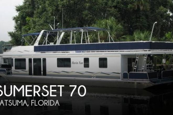 2006 Sumerset Houseboats 70 - For Sale at Satsuma, FL 32189 - ID 45187
