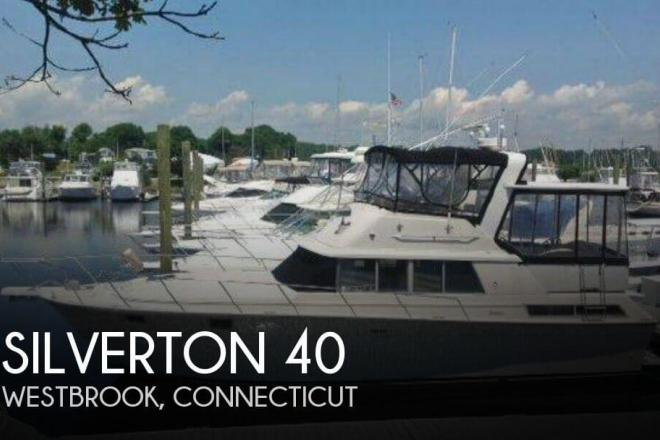 1989 Silverton 40 AC - For Sale at Westbrook, CT 6498 - ID 44834