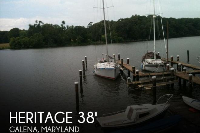 1976 Heritage 38 West Indies - For Sale at Galena, MD 21635 - ID 39986