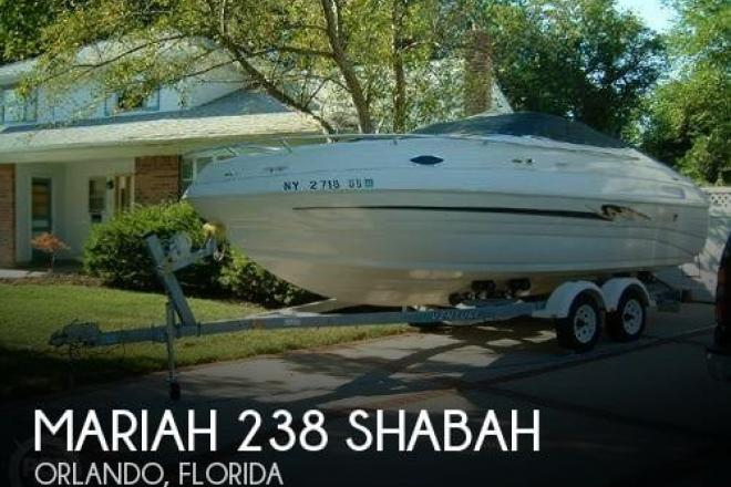 1999 Mariah 238 Shabah - For Sale at Orlando, FL 32801 - ID 39758