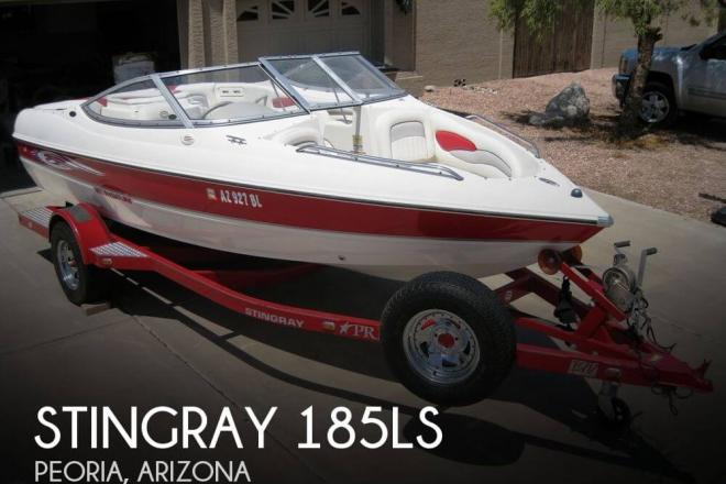 2007 Stingray 185LS - For Sale at Peoria, AZ 85345 - ID 38543