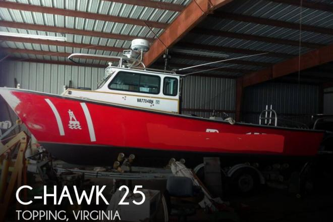 1986 C Hawk 25 Cabin - For Sale at Topping, VA 23169 - ID 41638