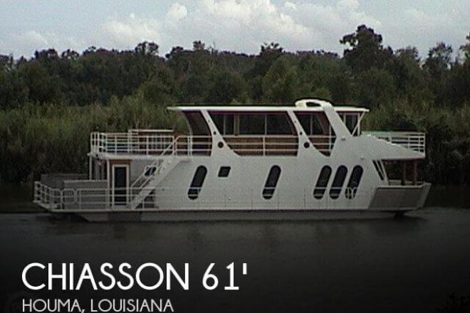 2012 Chiasson Catamaran MotorYacht - For Sale at Houma, LA 70360 - ID 37548