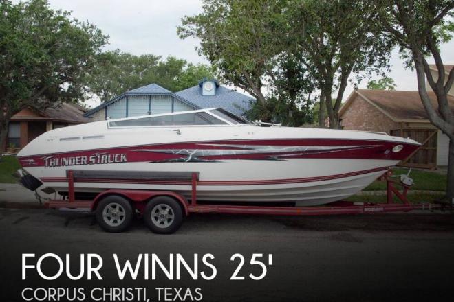 1989 Four Winns 251 Liberator - For Sale at Corpus Christi, TX 78401 - ID 35210