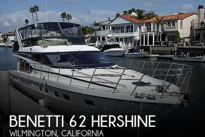 1998 Benetti 62 Hershine - For Sale at Wilmington, CA 90744 - ID 76725