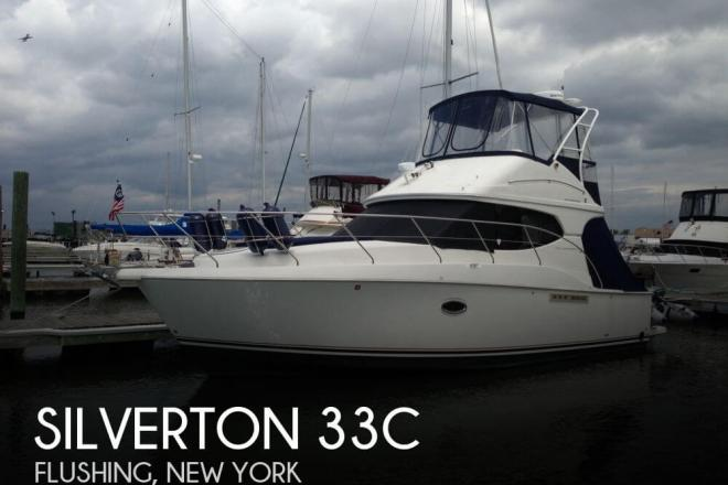 2007 Silverton 33C - For Sale at Huntington, NY 11743 - ID 40408