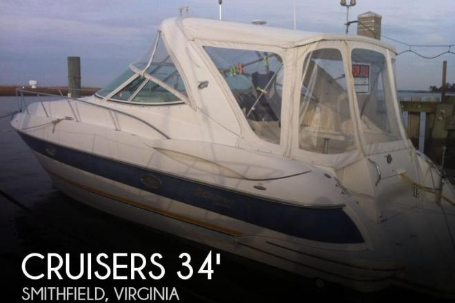 2004 Cruisers 340 Express - For Sale at Smithfield, VA 23430 - ID 33824