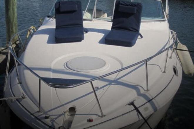 1999 Cruisers 2870 Rogue - For Sale at Galveston, TX 77550 - ID 33792