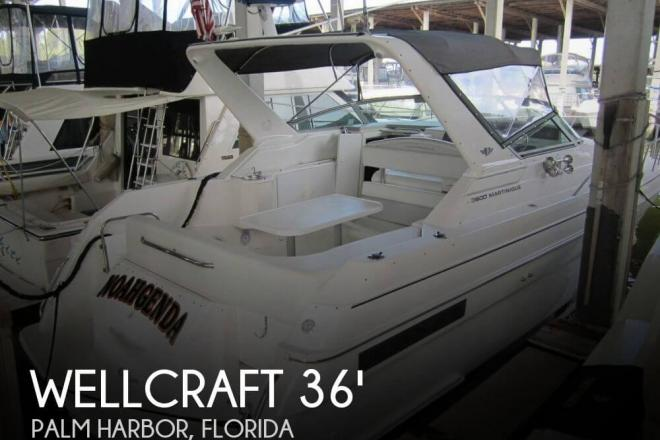 1998 Wellcraft 3600 Martinique - For Sale at Palm Harbor, FL 34682 - ID 33758