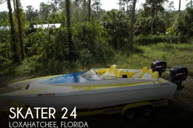 1986 Skater 24 - For Sale at Loxahatchee, FL 33470 - ID 33739