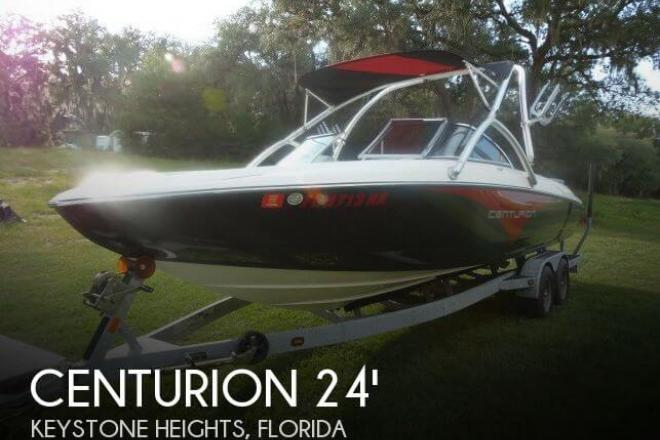 2007 Centurion SV 240 Enzo - For Sale at Keystone Heights, FL 32656 - ID 54046