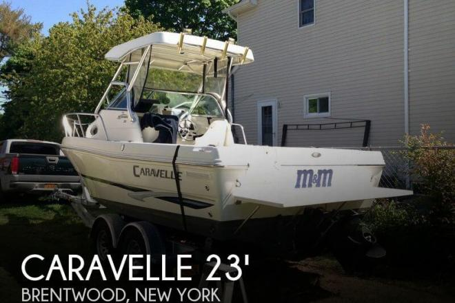 2006 Caravelle Sea Hawk 230 Walk Around - For Sale at Brentwood, NY 11717 - ID 32734