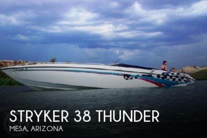1993 Stryker 38 Thunder - For Sale at Mesa, AZ 85201 - ID 46959