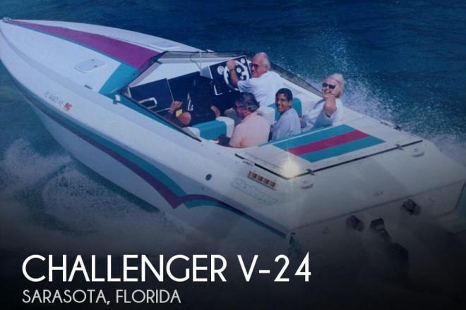 1994 Challenger V-24 - For Sale at Sarasota, FL 34230 - ID 32384