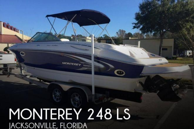 2005 Monterey 248 LS - For Sale at Jacksonville, FL 32201 - ID 109882