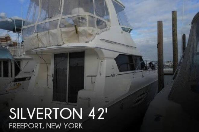 2004 Silverton 42 Convertible - For Sale at Freeport, NY 11520 - ID 32266