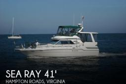 1987 Sea Ray 41 Aft Cabin