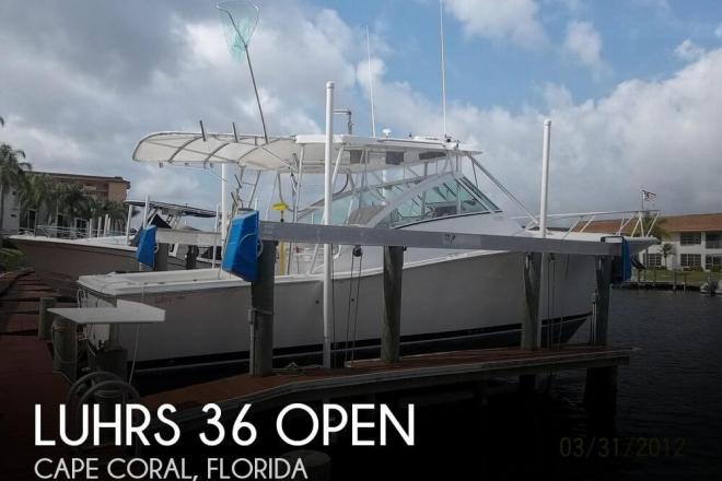 2003 Luhrs 36 Open - For Sale at Cape Coral, FL 33990 - ID 50131