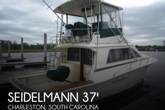 1991 Seidelmann 37 Pacemaker - For Sale at Charleston, SC 29401 - ID 32045