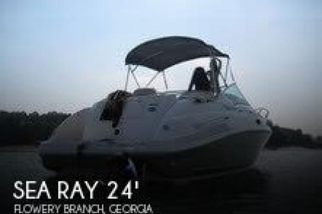 2008 Sea Ray 240 Sundancer - For Sale at Flowery Branch, GA 30542 - ID 31811