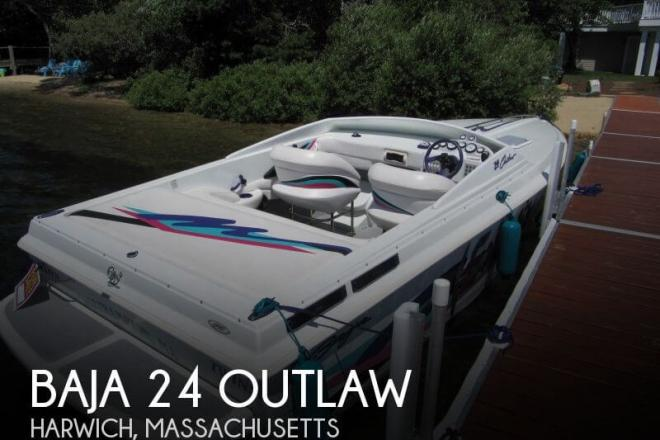 1996 Baja 24 Outlaw - For Sale at Harwich, MA 2645 - ID 31786
